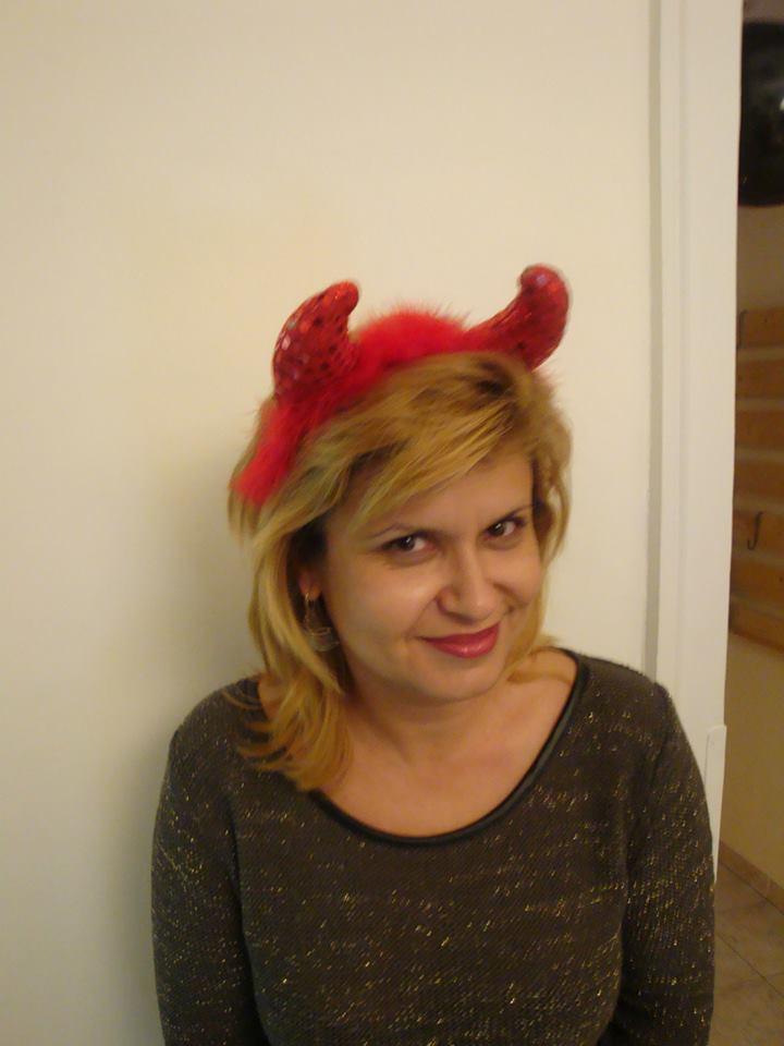 Не харесвам Хелоуин, но... :)