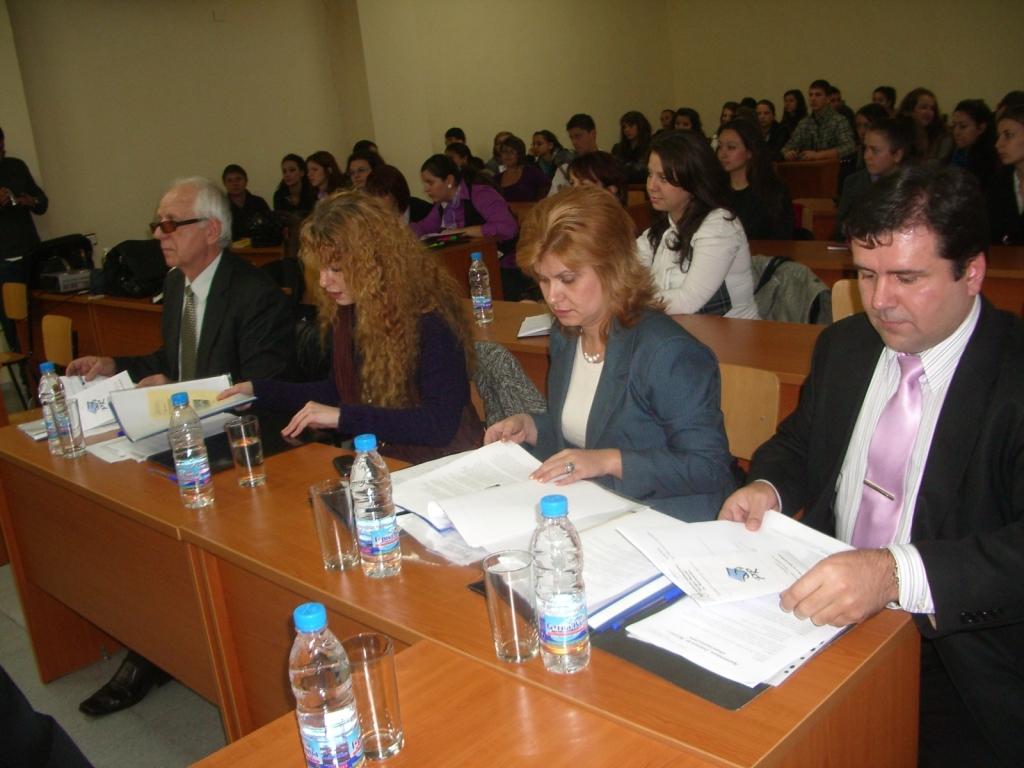 Журираме на студентски конкурс в Югозападния университет - Благоевград