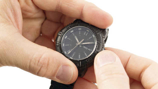 Идея: Да не въртим стрелките на часовника